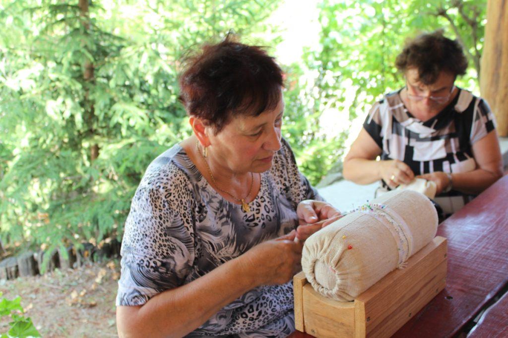 Zoboralji Örökség Őrzői Hímző- és Viseletkészítő Műhely